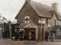 Bridgend Garage early days