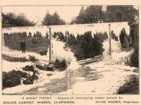 Cabinet Works Aqueduct River Dulais