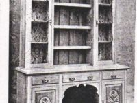Dresser from the Cabinet Works, Llanwrda