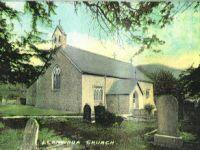 Llanwrda Church