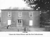 Llanwrda School House