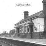 Old Llanwrda Station