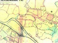 Pentremeurig Map
