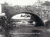 The Old Dulais Bridge