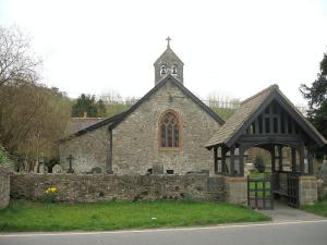 St Cwrdaf Church Llanwrda