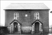 Tabor Welsh Independent Chapel Llanwrda