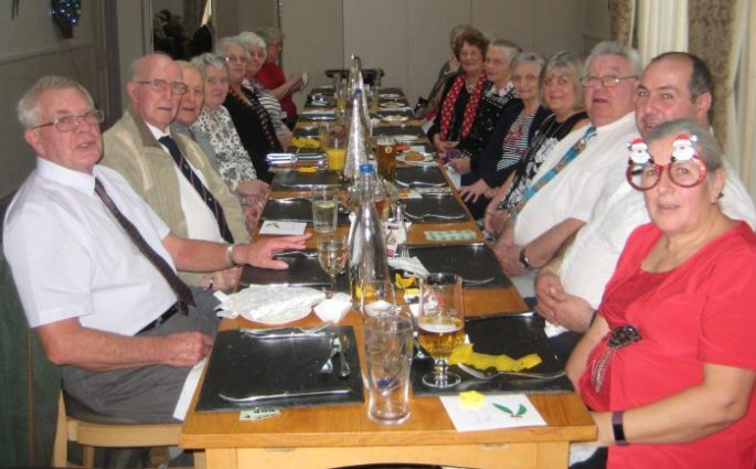 Llanwrda and Llansadwrn OAP group
